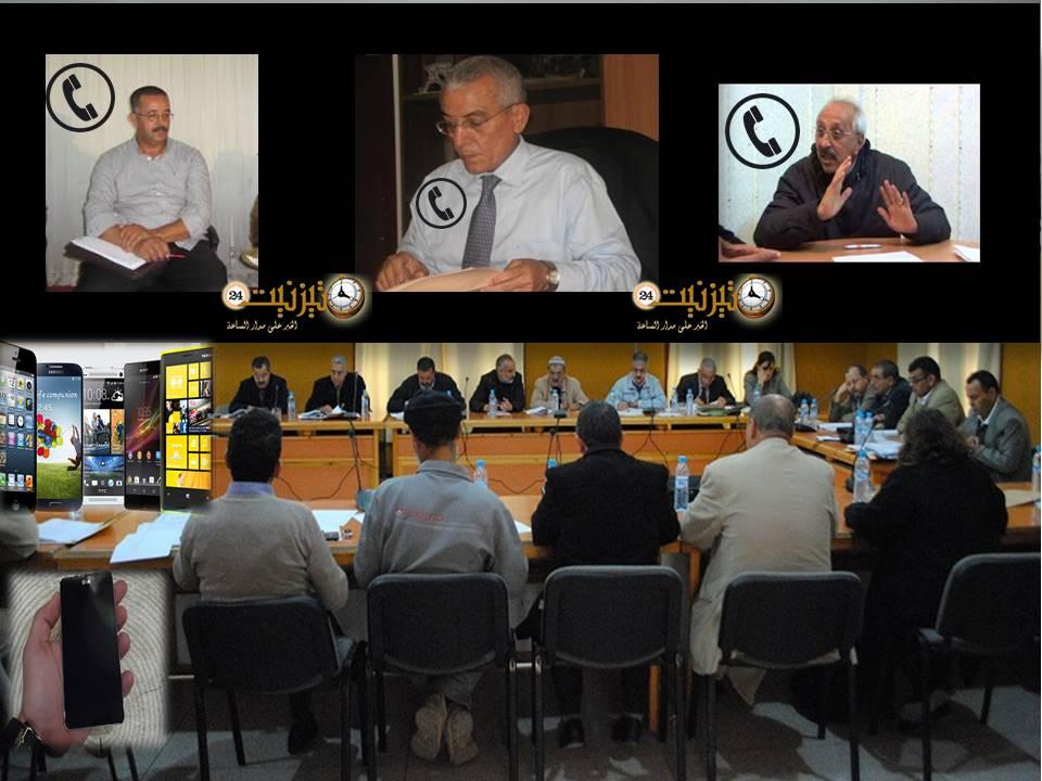 انتقادات لمنح البلدية هاتفا نقالا و10 ساعات من المكالمات لبعض الأعضاء أياما قبل عيد الأضحى