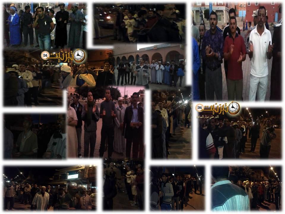 ضحايا مافيا العقار بسيدي إفني يطالبون بالإنصاف وتطبيق القانون