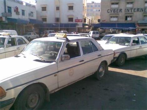 بيان استنكاري: السائقون يطلقون النار على السلطات المحلية بأكادير