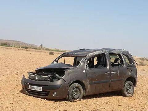 حادثة بأنزي أسفرت عن مقتل طفلين وجرح أربعة أشخاص من عائلة واحدة … مزيدا من الحذر