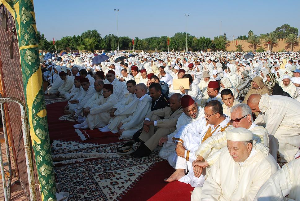 موعد وأماكن صلاة عيد الأضحى بمدينة تيزنيت