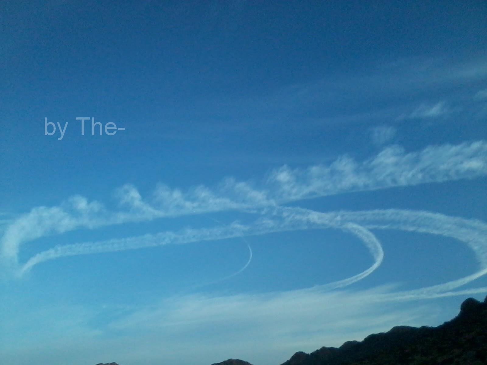 معلومات جديدة حول الطائرة المحلقة بسماء تيزنيت / مرفق بصور