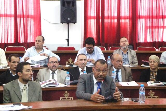 الشعوري يمثل بلدية تيزنيت في لقاء الشبكة المغربية للمدن العتيقة