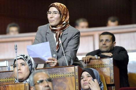 الوافي برلمانية من أكلو: تصويت مغاربة العالم بالوكالة حيف في حقهم