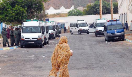 21 جريحا واعتقال ثلاثة شبان حصيلة احتجاجات الأمس بسيدي إفني