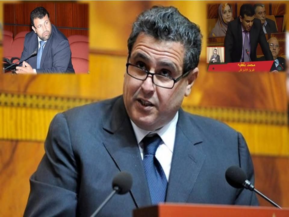 نقابة الفلاحين الصغار بسيدي افني تنتقد صمت برلمانيالمنطقة في مساءلة الوزير أخنوش