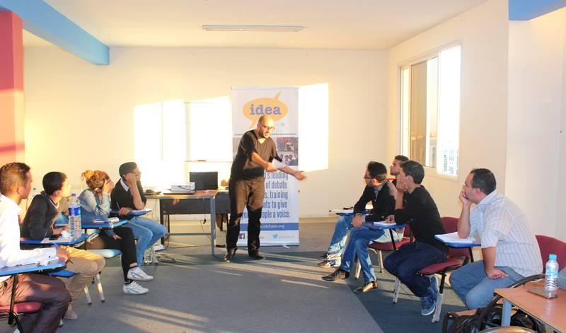 رابطة نبراس للشباب واللإعلام والثقافة بأكادير تمثل المغرب في المنتدى الإقليمي الأول للشباب المتناظر بتونس