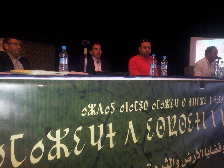 حول اللقاء الوطني الرابع للتنسيق الوطني الأمازيغي بأكادير