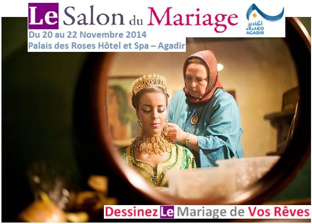 Le salon du mariage