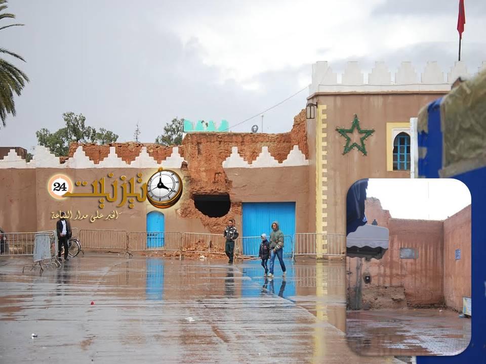 الأناضول: خطر التغيرات المناخية يهدد الآثار التاريخية بالجنوب المغربي