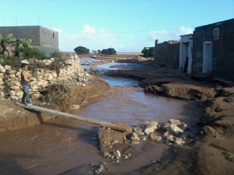 بيان جمعية الخنابيب حول الفيضانات