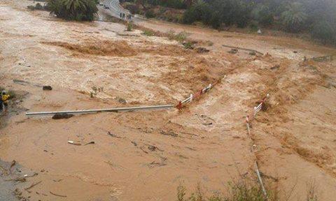 جمعية خير الدين بتافراوت تطالب باعتذار الدولة لكافة المتضررين وتعويضهم عن أضرار الفيضانات بتيزنيت