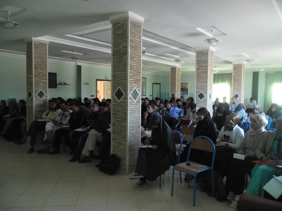 منظمة التجديد الطلابي فرع أكادير تنظم ملتقاها التكويني السابع بمدينة تيزنيت