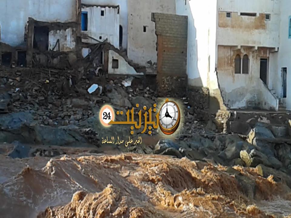 مركز أكلو للبحث والتوثيق يتضامن مع ضحايا الفيضانات
