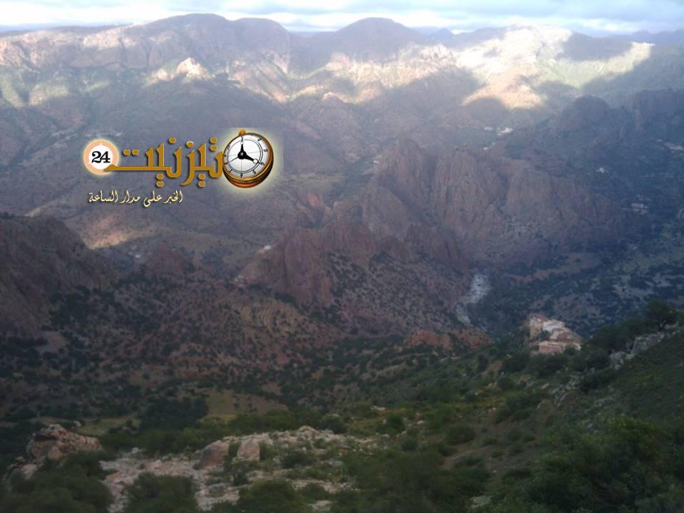 جماعة ايت احمد: دوار أيت عبد الرحيم بدون مؤونة غذائية