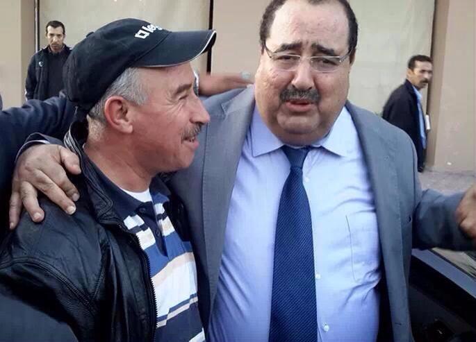 انتخاب إبراهيم اد الحامظ عضوا بالمجلس الوطني للنقابة الديمقراطية للجماعات المحلية