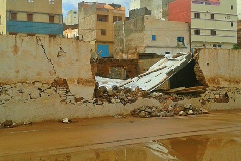 إقليم سيدي افني يحتاج إلى إعادة الإعمار