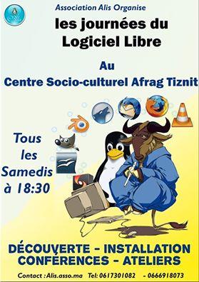 جمعية أليس في لقاء حول الانترنت والبرمجيات الحرة