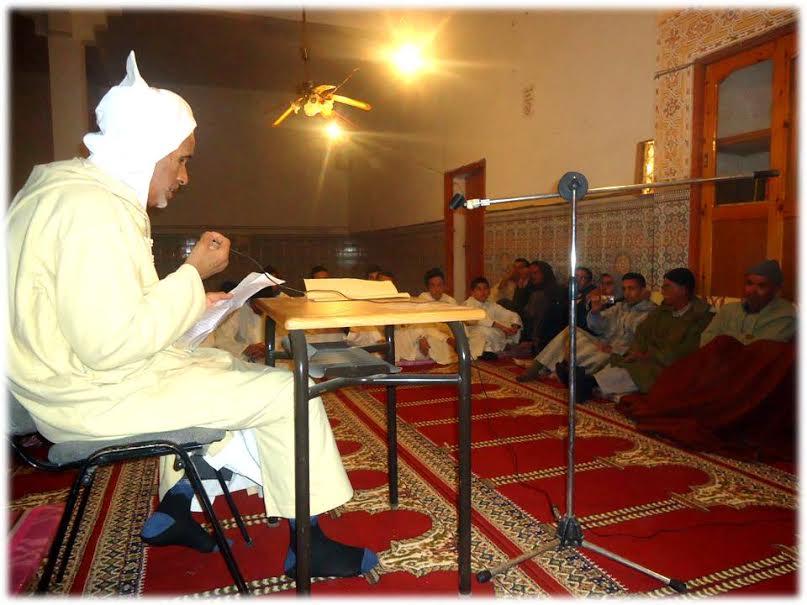 بوكرفا: إحياء حفل ديني بمناسبة ذكرى المولد النبوي الشريف.