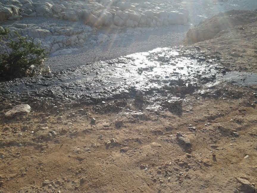 جريمة ثانية في حق البيئة بواد ادودو في ظرف أسبوع