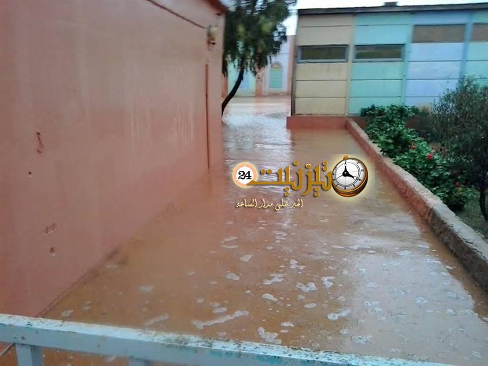 جماعة أكلو: مدرسة إكرار تلتقط أنفاسها بعد الفيضانات