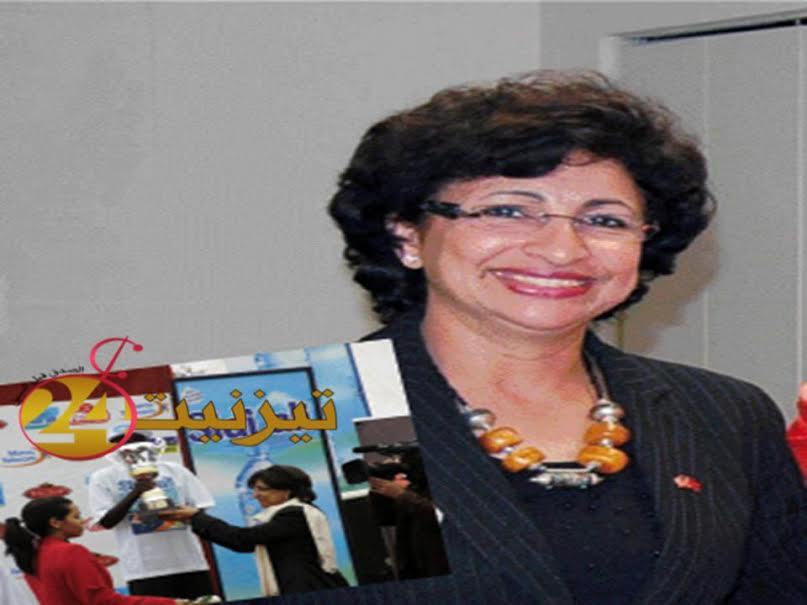 البطلة المغربية في ألعاب القوى فاطمة عوام في ذمة الله