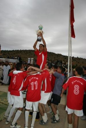 ميلاد الجمعية الرياضية شباب أدرار