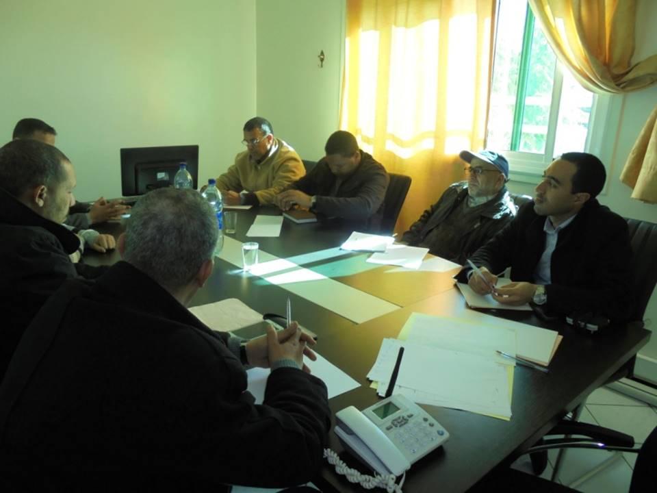 المنسقية الجهوية للتعاون الوطني تعقد اجتماعا للمنسقين الإقليميين بجهة سوس ماسة درعة