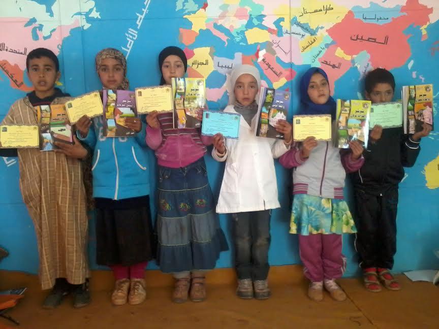 مجموعة مدارس الطاهر الافراني تحتفل بتلامذتها المتفوقين