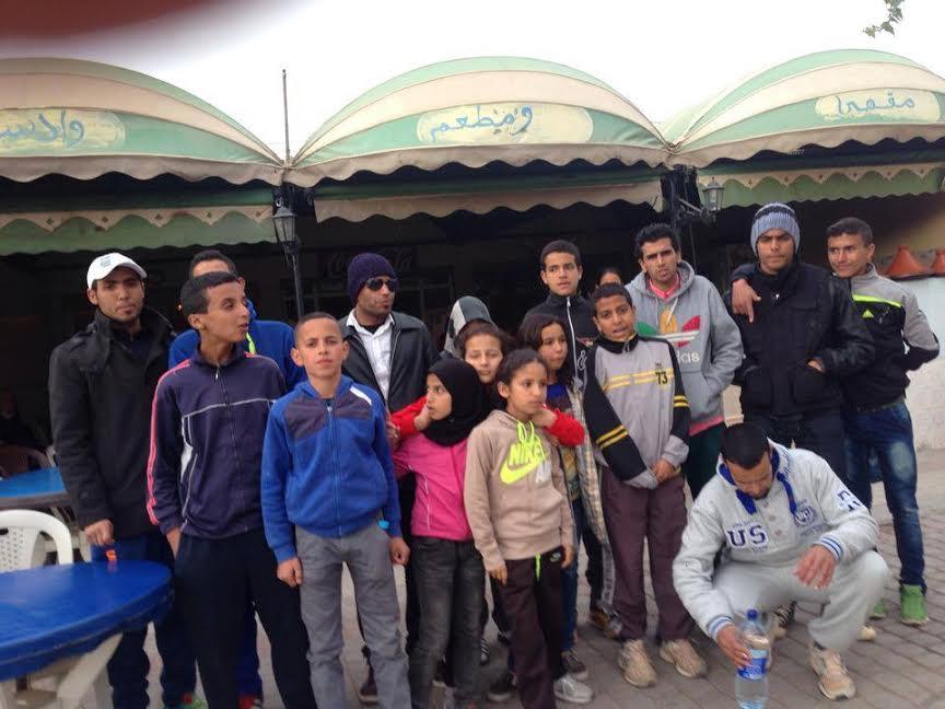 جمعية إزنكاض سيدي إفني ايت بعمران تتألق في أول مشاركة لها في ملتقى ألعاب القوى بأكادير