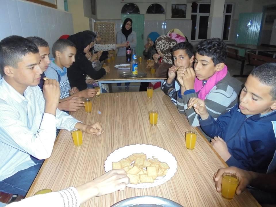 مؤسسة الرعاية الاجتماعية دار الطالب رسموكة تنظم حفلا بمناسبة انتهاء الدورة الأولى