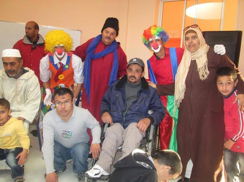 تظاهرة احتفالية لفائدة ذوي الاحتياجات الخاصة بمير اللفت