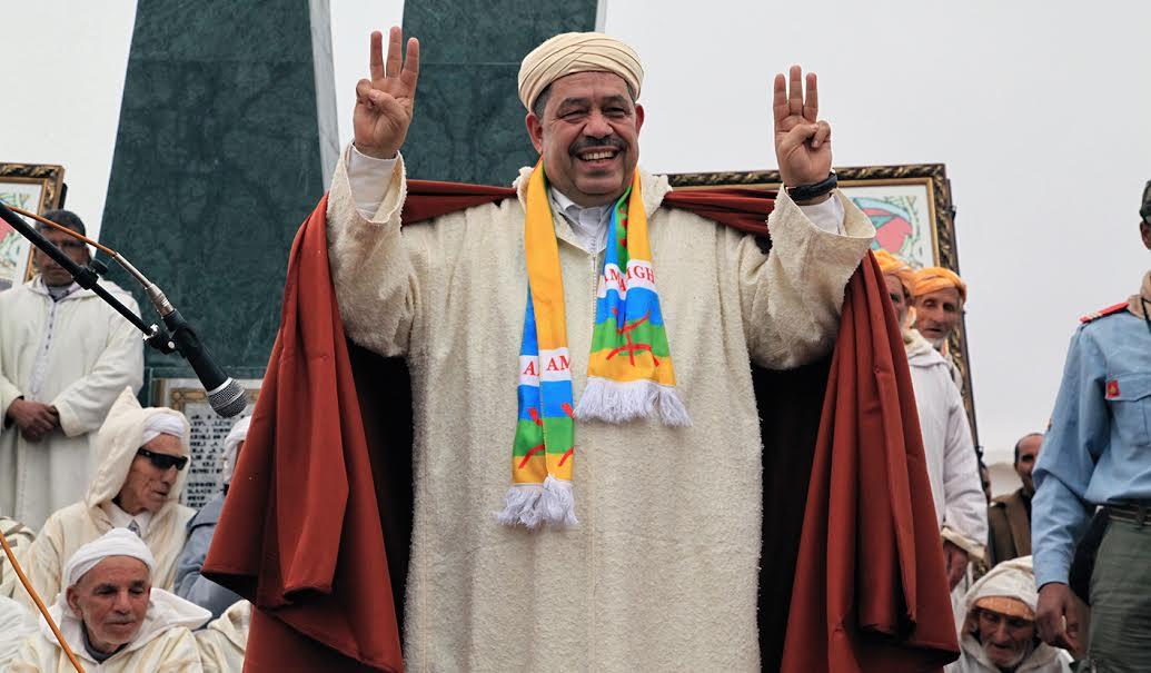 جمعية أمغار تطلق النار على حزب الاستقلال وتعتبر إحتفاله بفاتح السنة الامازيغية حملة إنتخابية سابقة لآوانها