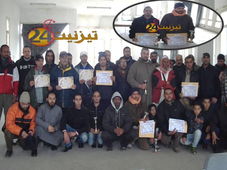 طيور تيزنيت تحصد المراتب الأولى في المسابقة الوطنية للطيور المغردة بمدينة سطات