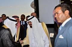 الأمير رشيد ينوب عن الملك في تعزية السعودية