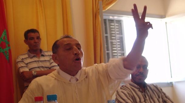 رسالة مفتوحة من كعداوي لرئيس جماعة أكلو