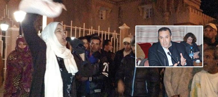 والدة الوحداني بعد إدانة ابنها بسنة واحدة سجنا نافذا: ولدي تاج فوق رأسي
