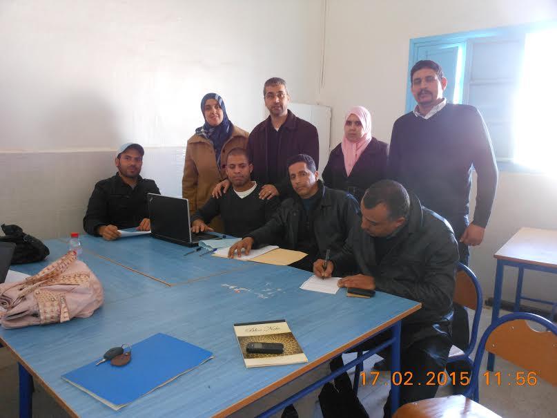 تأسيس فرع الجمعية المغربية لأطر التوجيه والتخطيط التربوي بسيدي إفني