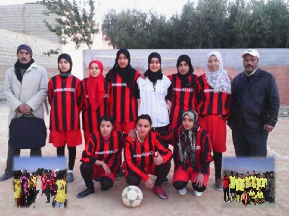 دار الطالبة بونعمان تستقبل الإقصائيات الرياضية الجهوية