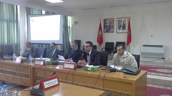 دور الجالية في التنمية المجالية لإقليم تيزنيت، محور لقاء دراسي بعمالة الإقليم / بلاغ