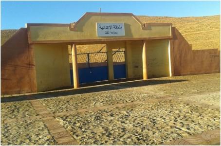 أبواب مفتوحة بالثانوية التأهيلية محمد اليزيدي – ملحقة أنفك