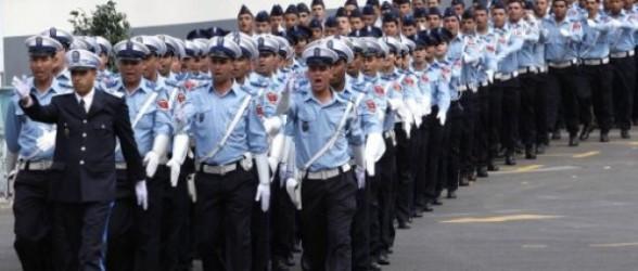 عناصر جديدة من الأمن الوطني تؤدي اليمين القانونية بالمحكمة الابتدائية لأكادير
