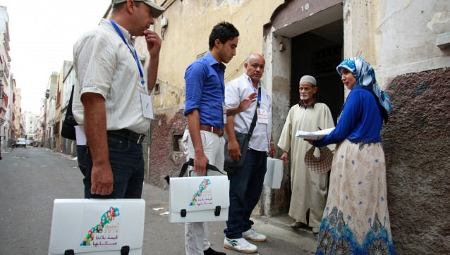 فضيحة..الإحصاء  يكشف عن وجود جماعات خالية من السكان تصوت في الانتخابات