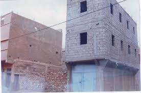 عزل مقدمين بسبب البناء العشوائي