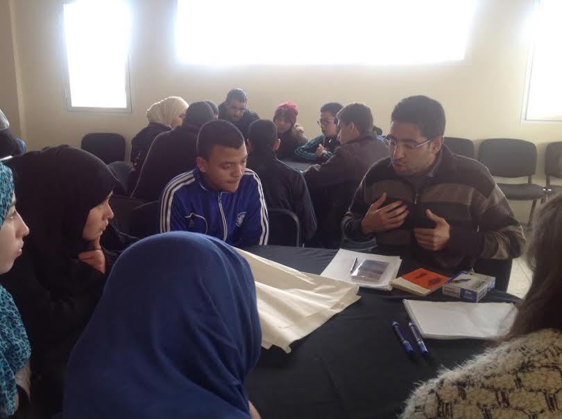 الجمعية المغربية لمدرسي اللغة الفرنسية في لقاء تربوي مع التلاميذ المقبلين على امتحانات الباكالوريا