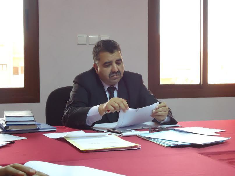 اجتماعات تحضيرية للمجلس الإداري للأكاديمية الجهوية للتربية والتكوين لجهة كلميم السمارة