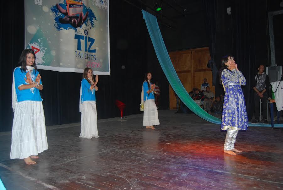 إسدال الستار عن النسخة الثانية من مهرجان tiz talent show الفني