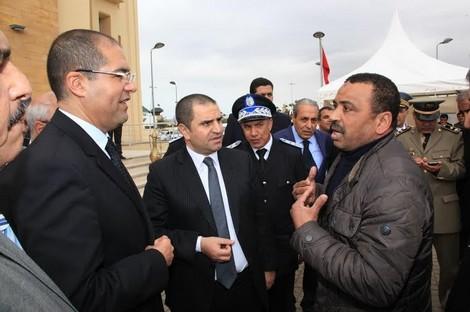 مواطن مغربي جاء ليشتكي فحكم عليه بالسجن 5 أشهر نافذة / فيديو