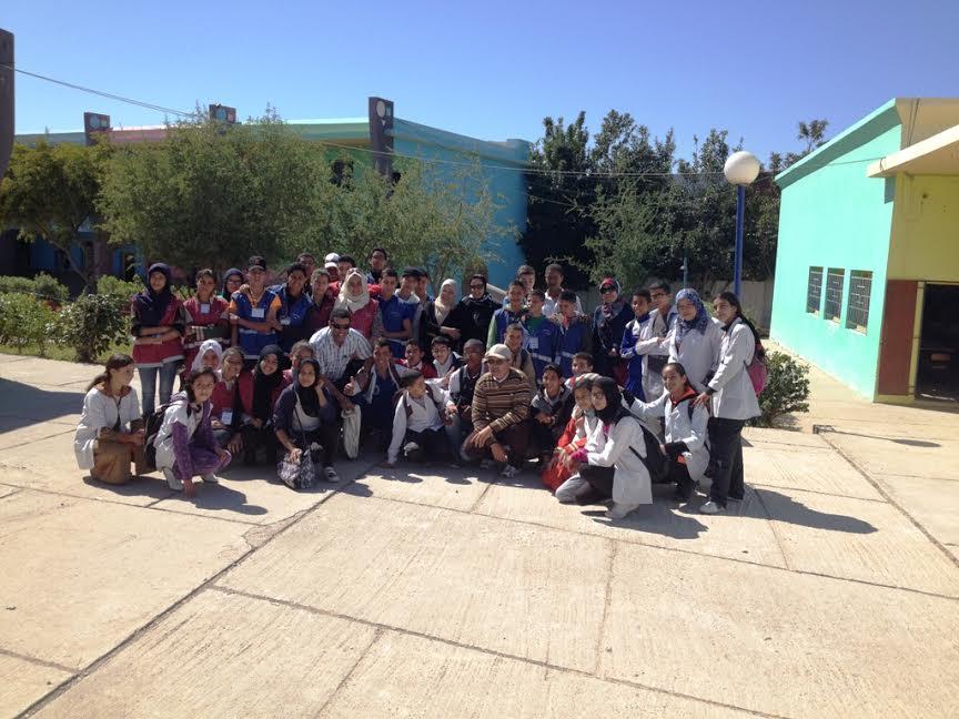 مؤسسات جهوية ومجتمع مدني يلتئمون من أجل الماء والبيئة في المدرسة المغربية