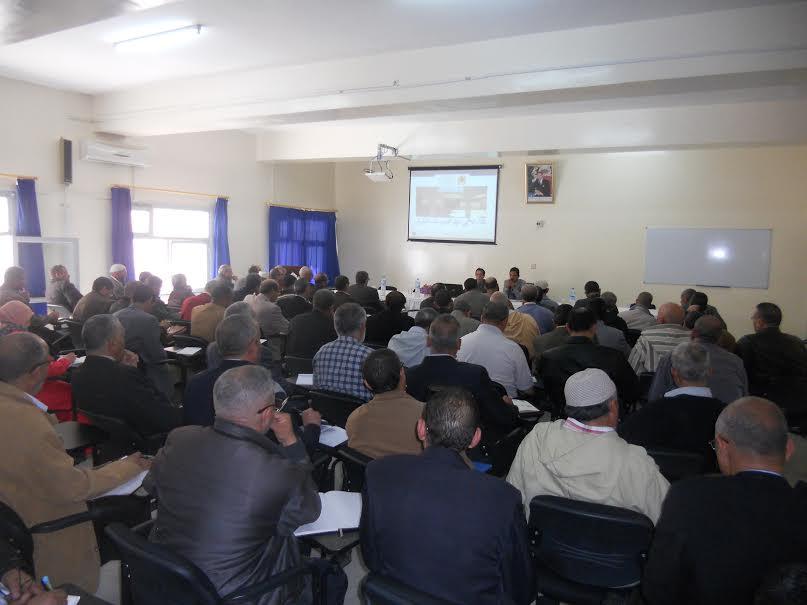 انطلاق اللقاءات الإقليمية حول التدابير ذات الأولويةبنيابة تيزنيت